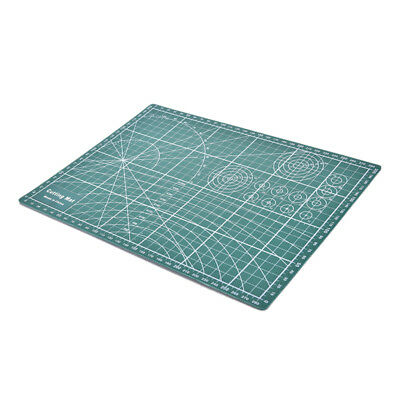 A4 Cutting Mat Self Healing PVC Fabric Leather Paper Craft Double Sided DIY