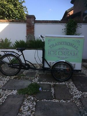 Traditional Stop Me And Buy One Ice Cream Bike
