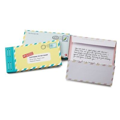 Letters to My Baby Gift Keepsake Expecting Time Capsule Write Now Read Later