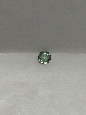 Genuine Natural Alexandrite Color Change Round 2.48 MM  .072 Ct