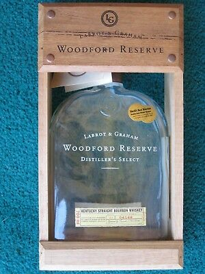 LABROT & GRAHAM WOODFORD RESERVE KENTUCKY STRAIGHT BOURBON WHISKEY No 02- 06168