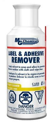 MG Chemicals Label and Adhesive Remover, 5 oz, Aerosol Can