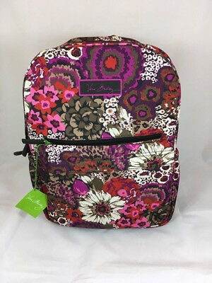48c0b9c903 VERA BRADLEY WOMENS Lighten Up Just Right Backpack Katalina Showers ...