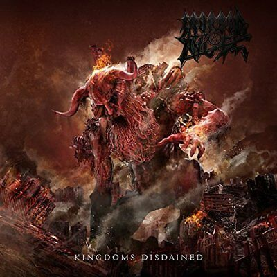 Morbid Angel-Kingdoms Disdained  Cd Nuovo