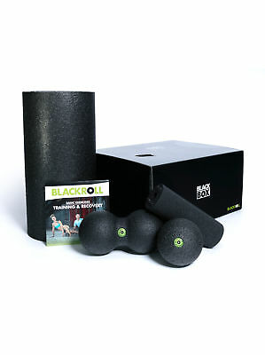 Blackroll Massage-Set BLACKBOX Neu