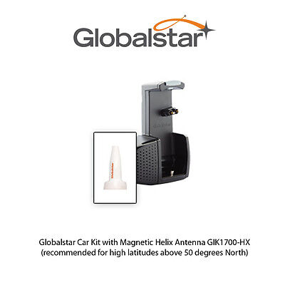 Globalstar GIK-1700-HX Install Kit With Magnetic Helix Antenna