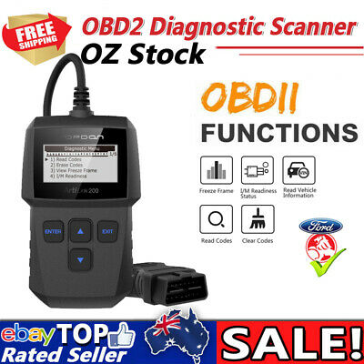Car Vehicle Engine Fault Diagnostic Scanner Auto Code Reader OBD2 Can Scan Tool