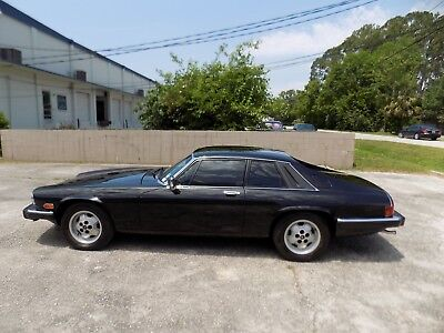 1986 Jaguar XJS V 12 coupe 1986 Jaguar XJS V 12 Coupe Only 62 k miles Stunning example just serviced Rare