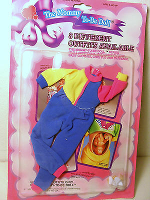 The Mommy-To-Be Doll Outfit, 1992