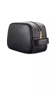 0d76a7dfdca DOLCE   GABBANA Parfums Men Toiletry Case Pouch Shaving Dopp Kit Bag ...