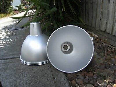 Aluminium Factory/Warehouse Light Shades * 6