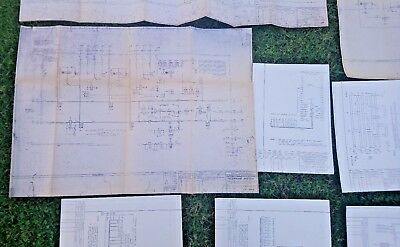 PMG A5 & A10 Intercommunication Telephone Systems Complete Wiring Diagrams