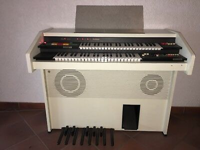 Orgel Solina B 206 Rith-o-matic