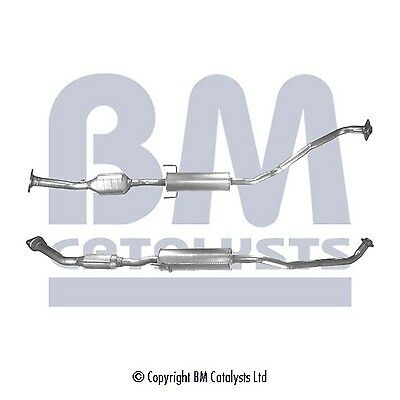 BM91604H TYPE APPROVED CATALYTIC CONVERTER CAT  FOR TOYOTA COROLLA