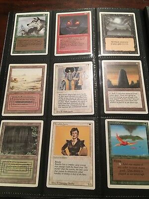 Magic The Gathering Revised Complete Set