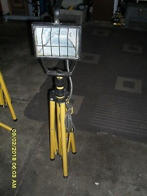 worklight / new globe /  yellow /  used