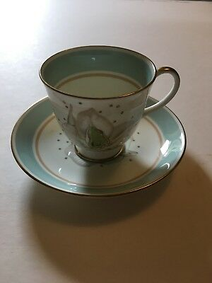 Susie Cooper Magnolia Cup And Saucer