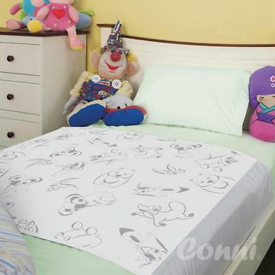 Conni Max Bedpad with Wings
