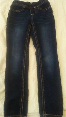 Blue skinny boot jeans girls size 6 skinny jeans - more like size 5 Route 66