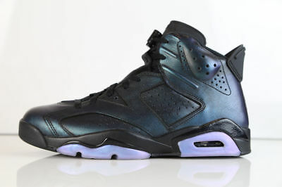 NIKE AIR Jordan Retro 6 VI All Star Chameleon 907961-015 Size 10.5 ... 2a809c744