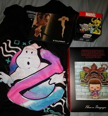 Lootcrate October 2017