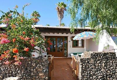 Superb Villa for 2 people in Lanzarote – 1 week – 21/06/18 to 28/06/18 - 50% off