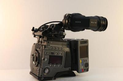 Sony F65RS/VF F65RS w/ Sony SR-R4, Viewfinder, Case
