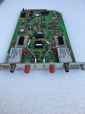 HP/Agilent 16532A 250MHz Digital Oscilloscope Card Used untested