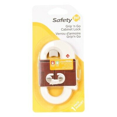 Safety 1st Grip n' Go Cabinet Lock - Baby / Child Proofing