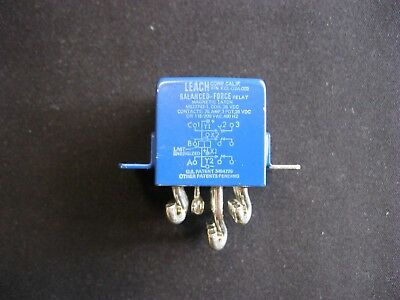 Balanced Force Relay Magnetic Latch 28VDC