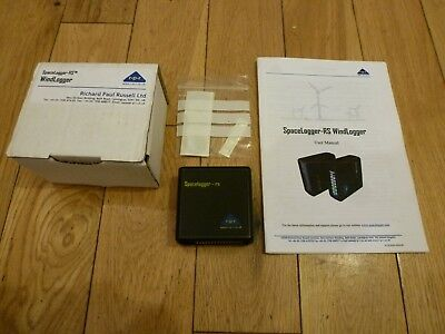 SpaceLogger RS WindLogger Wind Logger