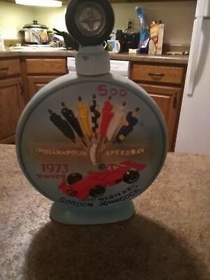 INDY 500 SPECIAL  3 Vintage Indianapolis 500 Race May decanters FREE SHIPPING