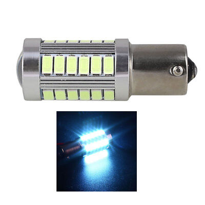 33 SMD BA15S 1156 LED Turn Signal Light Bright Durable Beads