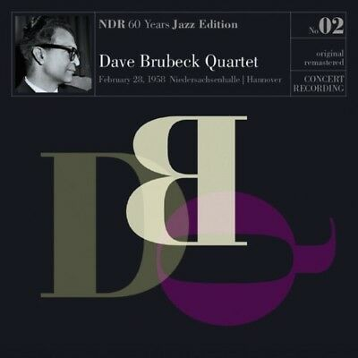 NDR 60 Years Jazz Edition Vol.2 - Live Hannover 28.0 - BRUBECK DAVE QUARTET [3x