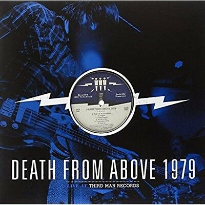 Live At Third Man Records - DEATH FROM ABOVE 1979 [LP]