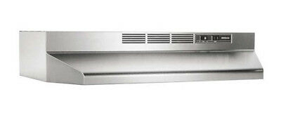 30 Inch Stainless Steel Non Ducted Under Cabinet Range Hood Heavy Duty  Kitchen