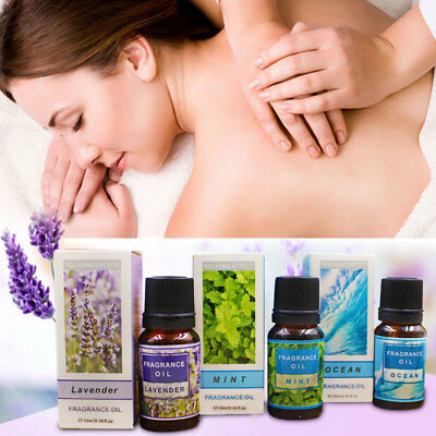 Essential Oils Pure Aromatherapy oils 10ml choose fragrance aroma Natural Aroma
