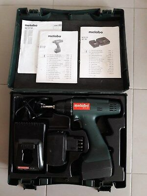 Perceuse Visseuse METABO BZ 12 SP - Sans fil