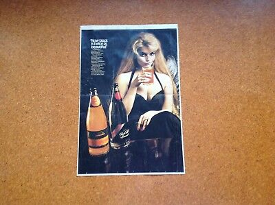 1973 LARGE PAGE Orig Aust Newspaper Ad -TARAX Abigail No.96, Sons & Daughters