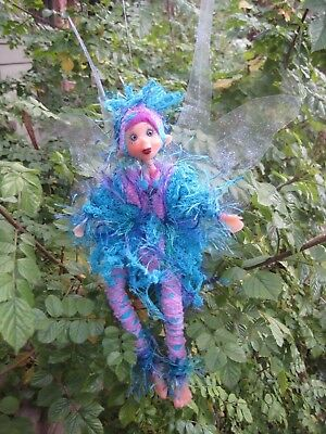 Magical Party Elf (PinkBlue) - Hand made By Conny
