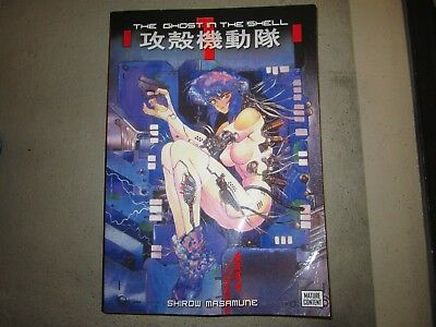 The Ghost in the Shell 1 by Masamune, Shirow
