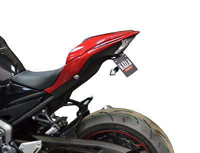 Kawasaki Z900 fender eliminator kit, Tail tidy, Arrow turn signals