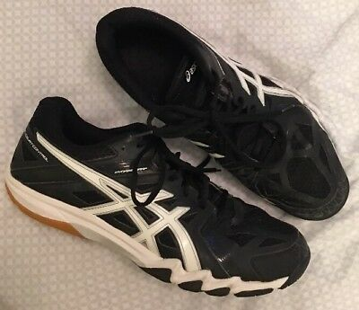 ac818b6f4caa MENS ASICS (R505Y) GEL-Court Control Volleyball Shoes Size 11 4A ...
