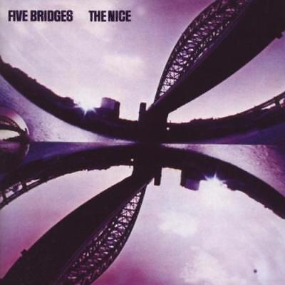 The Nice - Five Bridges Suite (Remastered)    - CD NEU
