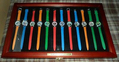 NICE Willabee & Ward Betty Boop Watch Collection Set of 12 !!