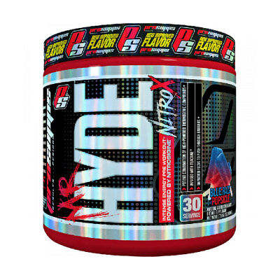 Pro Supps Mr Hyde NitroX - Pump Energy Pre-Workout ProSupps Nitro X Creatine HCl