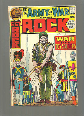 Our Army At War #243  High Grade 9.6  Copy  Kubert Cover Art
