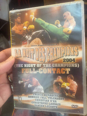 Full Contact - Die Nacht der Champions [DVD]--NEW SEALED ---USA SELLER