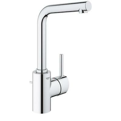 GROHE CONCETTO SINGLE Hole Single-Handle Bathroom Faucet in ...