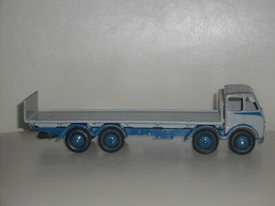 Dinky Toys (503) Foden Flat Truck With Tail Board (1St Type Cab) Unboxed